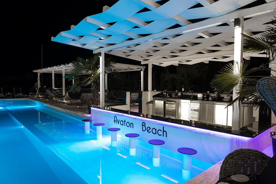 Avaton Luxury Hotel at Asprovalta