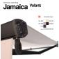 Monoblock awning system JAMAICA VOLANT